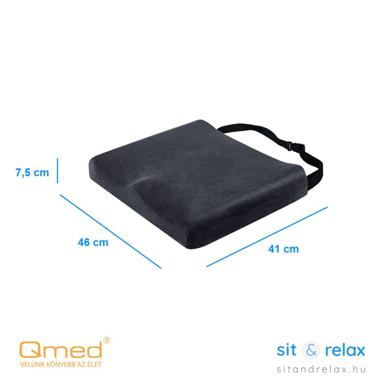 a qmed memóriahabos ülőpárna méretei