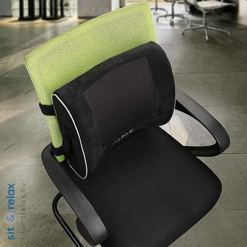 irodai székben is használható deréktámasz