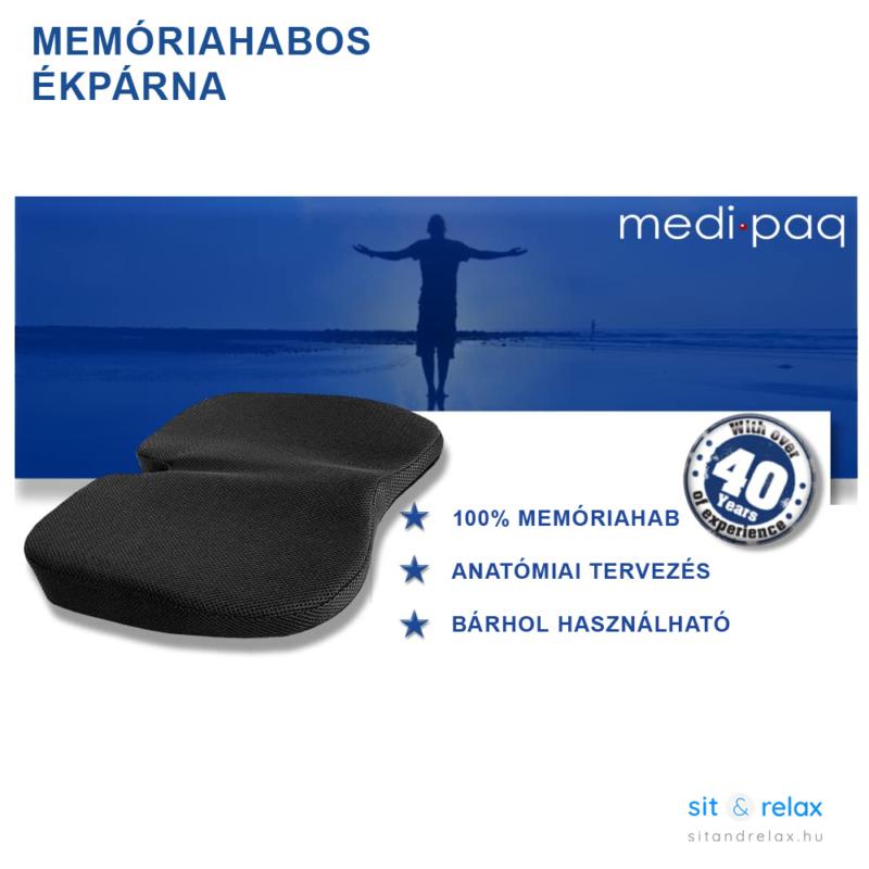 A Medipaq 40 éve gyárt ékpárnákat
